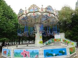 Paris Parc de Vilette