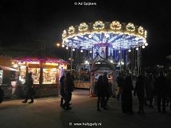 Paris Quai Branley Kerstmarkt 2013
